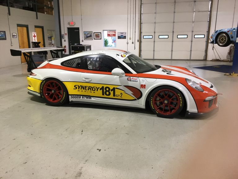 2014 GT3 Cup